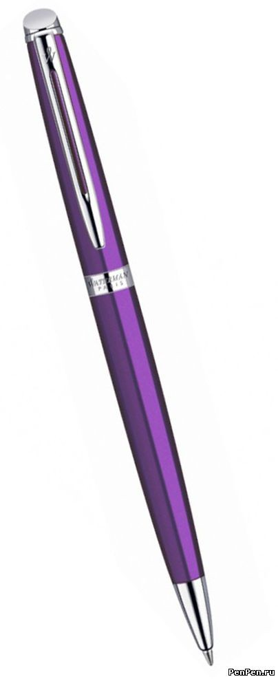 Шариковая ручка Waterman Hemisphere Purple CT